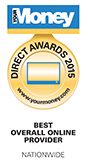Your Money Direct Awards 2015 - Best Overall Online Provider