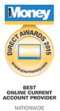 Your Money Direct Awards 2015 - Best Online Current Account Provider